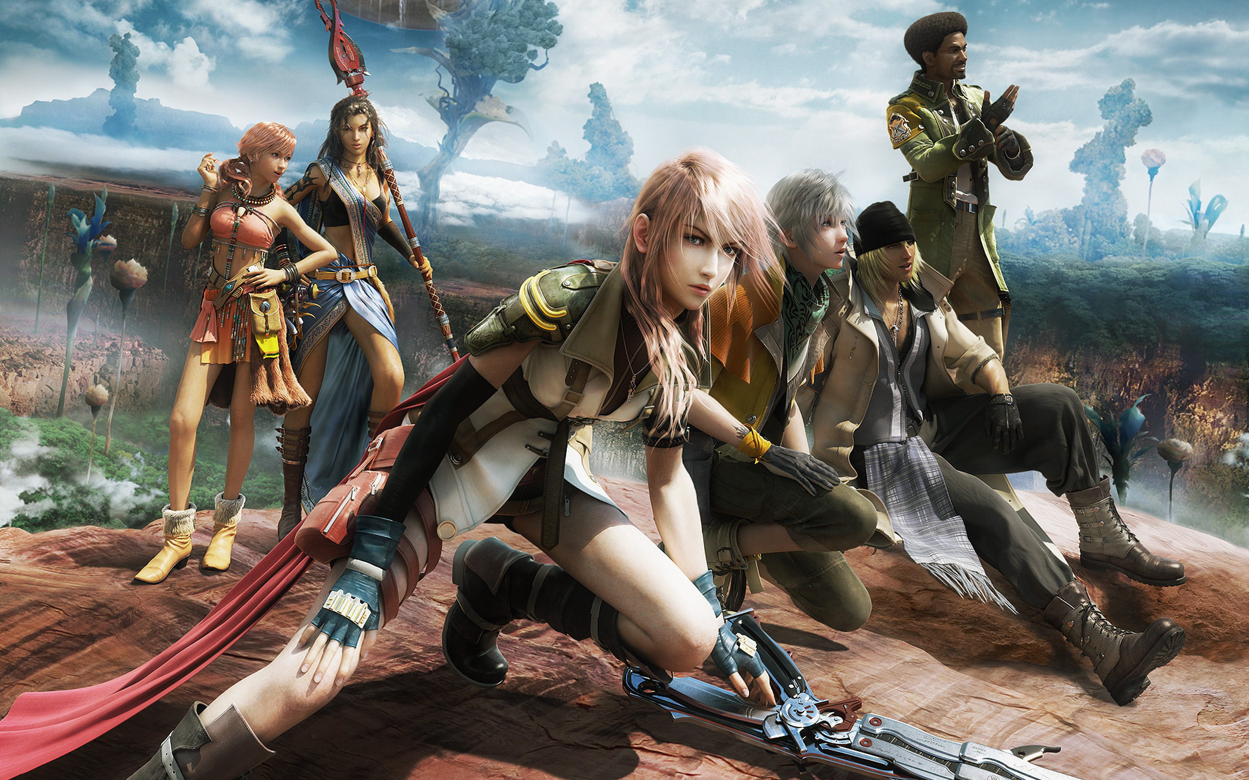 review final fantasy xiii 2 share indonesian ideas
