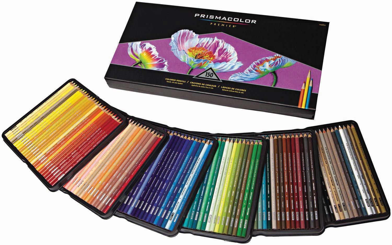 Colored Pencil Product Review - Prismacolor Premier ...